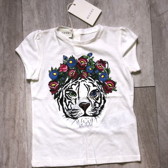 42c0e917b170 Gucci Shirts & Tops | Shirt For Baby Girl Authentic | Poshmark
